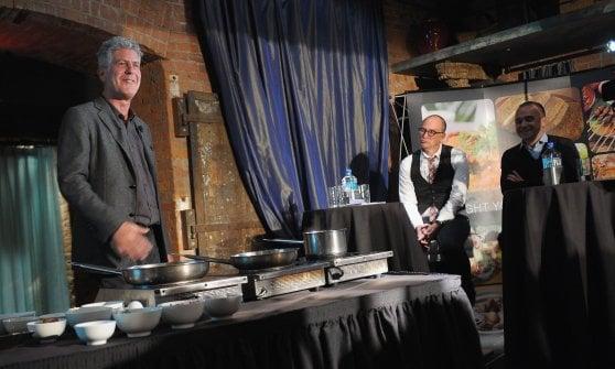 Anthony Bourdain: una vita sempre al limite, tra cucine, libri e tv