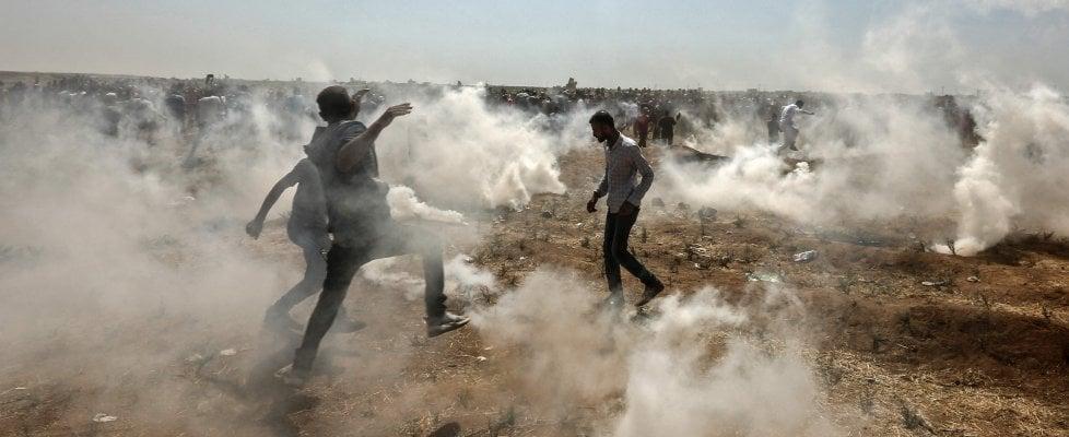 Gaza, nuova battaglia al confine: almeno quattro palestinesi uccisi