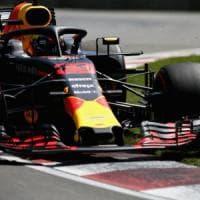 F1, Gp Canada: Verstappen domina le libere, Raikkonen secondo