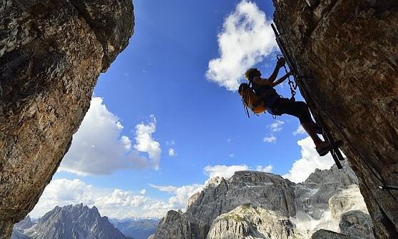 Alto Adige, Cadore, Austria  Nasce l'alta via sugli storici