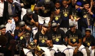Basket, Finals Nba: Golden State campione, LeBron mano rotta e addio?