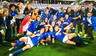 Trionfo Italia femminile, va al Mondiale: Portogallo battuto 3-0