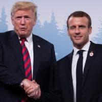 G7, spiragli sui dazi: tra Europa e Trump prove di dialogo