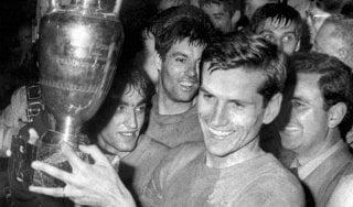 Nazionale, quella notte con la Jugoslavia: cinquant'anni fa il trionfo azzurro all'Europeo