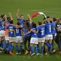 Nazionale donne, Bertolini: