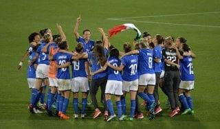 """Nazionale donne, Bertolini: """"Andare al Mondiale è un orgoglio, ma niente rivalsa sugli uomini"""""""