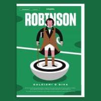 Robinson: la letteratura nel pallone