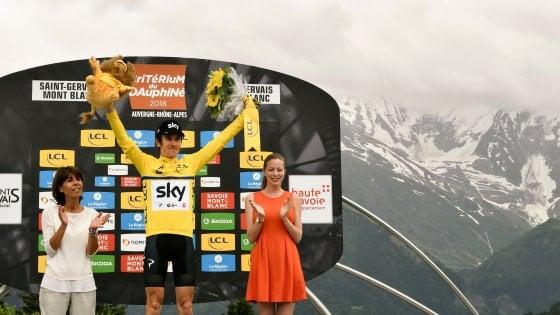 Ciclismo, Giro del Delfinato: trionfa Thomas, ultima tappa ad Adam Yates