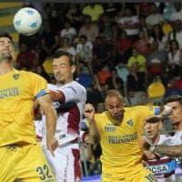Serie B, playoff; Frosinone-Cittadella 1-1: Kouamé non basta, ciociari in finale