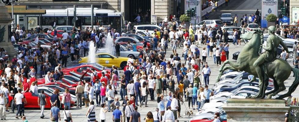 Salone Parco Valentino, a Torino folla di appassionati