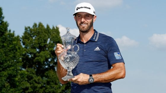Golf: Johnson torna leader mondiale