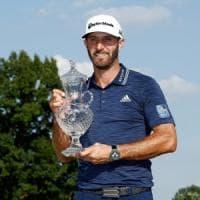 Golf, St. Jude Classic: vince Johnson e torna numero uno del mondo