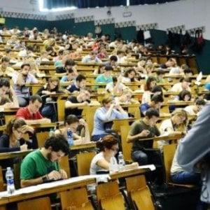 Le università nel Nord piacciono di più. E il 70% dei neolaureati trova subito lavoro
