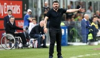 """Milan, Gattuso in missione mondiale: """"Sappiamo cosa fare"""""""