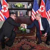 Trump e Kim Jong-un, accordo