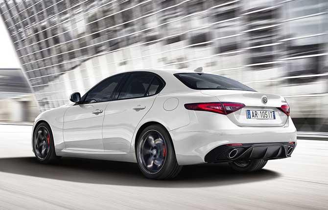 Serie speciali che passione, tocca alla Giulia Sport Edition