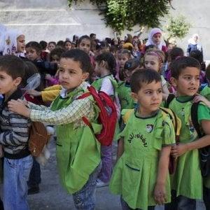 Medio Oriente e Nord Africa: 8 milioni di bambini tra enormi difficoltà sostengono gli esami di fine anno