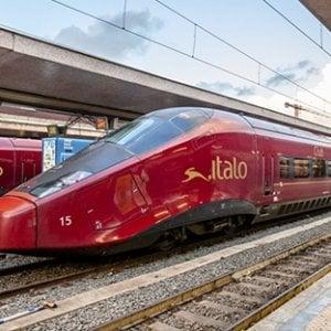 Italo supera il frecciarossa. Riparte il 14 giugno con le corse MIlano-Reggio Calabria. Tre fermate nel Cilento.