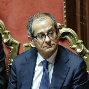 Ministri economici a Palazzo Chigi a caccia di risorse. Ma per ora prevale le linea Tria