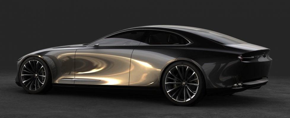 Mazda Vision coupé, le GT di domani