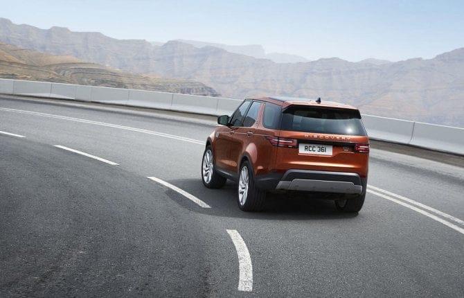 Land Rover Discovery, la produzione anche in Slovacchia