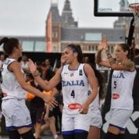 Basket 3x3, impresa Italia donne: le azzurre vincono il Mondiale. Petrucci: