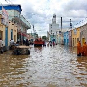 Somalia, da aprile circa 230.000 persone sfollate a causa delle inondazioni, oltre la metà sono bambini