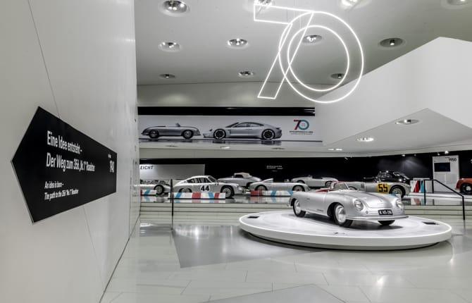 Settant'anni di Porsche, la storia continua