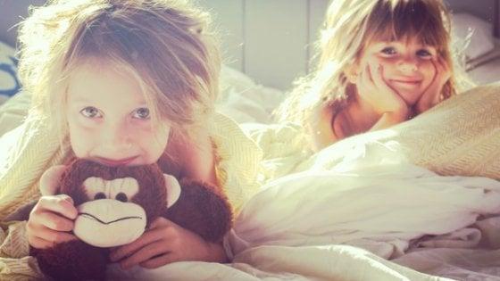 Disturbi del sonno, ne soffre un bambino su quattro