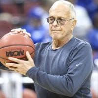 Basket, la leggenda Larry Brown in Italia: allenerà Torino