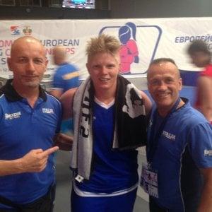 Boxe donne, favola Severin: è medaglia d'oro agli Europei