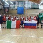 Europei di volley per sorde: l'argento delle baby azzurre fa grande l'Italia