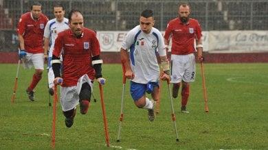 """Il sogno di Lorenzo, veterano del calcio: """"Ho solo 15 anni ma amo questo sport"""""""