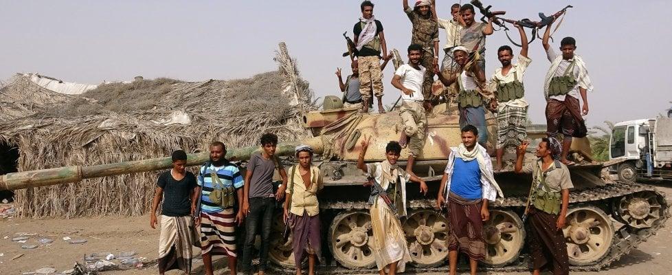 """Yemen, iniziata la battaglia di Hodeida: """"300mila bambini in pericolo"""""""