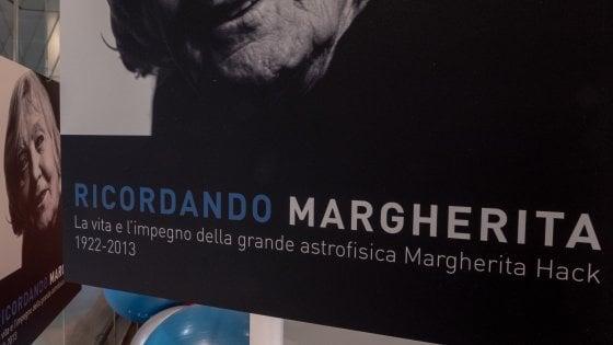 """""""Ricordando Margherita Hack"""", così Trieste diventa la città delle stelle"""