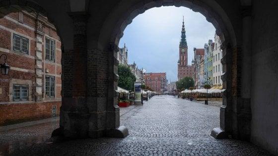 A spasso per Danzica, il gioiello polacco sul Baltico