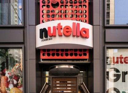 A New York apre il Nutella Cafè: un intero ristorante per i fanatici della crema spalmabile