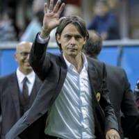 Bologna, ecco l'ufficialità: Filippo Inzaghi è il nuovo allenatore