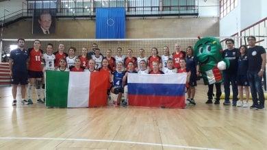 Campionati europei di volley per sorde: l'argento delle azzurre fa grande l'Italia