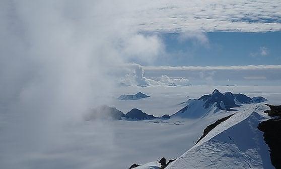 L'Antartide è più stretto e l'oceano è più profondo. Tutti i dati sul Polo Sud che si squaglia