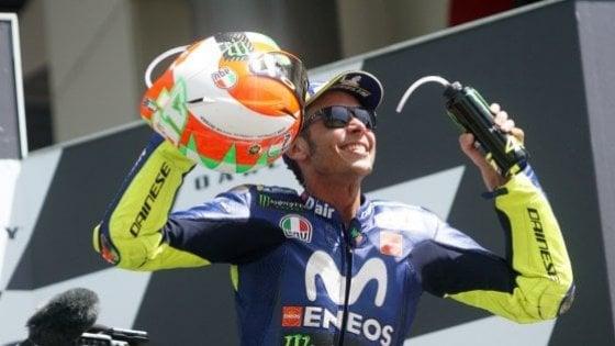"""MotoGp, Gp Catalogna&#x3b; Rossi: """"Spero di andare più forte che al Mugello"""""""