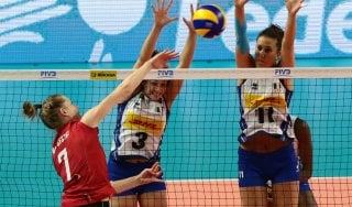 Volley, Nations League: vittoria amara per azzurre, Italia fuori da Final Six
