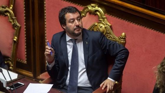"""Salvini: """"Regeni? Sono più importanti i rapporti con l'Egitto"""""""