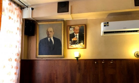 Ecco dove mangiare a San Pietroburgo (consolandoci per l'assenza dell'Italia ai Mondiali)