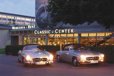 Mercedes-Benz Classic Center, 25 anni di competenza
