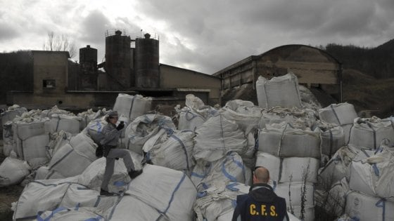Ispra: 3,1 milioni tonnellate export di rifiuti speciali