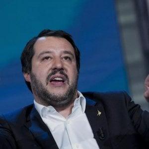 Così Salvini e gli altri chiedevano i biglietti a Parnasi per l'ultima partita di Totti
