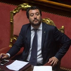 Facebook, Salvini è il politico europeo più seguito