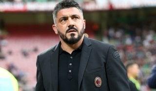 """Milan, Gattuso conferma: """"Prenderemo un centrocampista forte"""""""