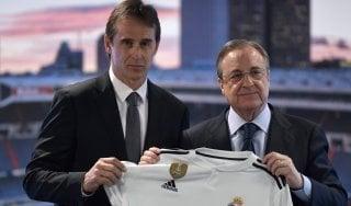 """Lopetegui: """"L'addio alla Spagna il mio giorno più triste, l'arrivo al Real quello più bello"""""""